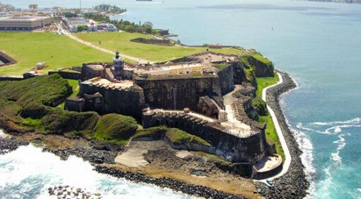 Castillo marítimo
