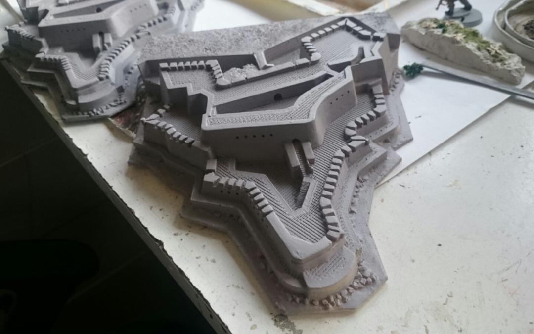 Como se diseñan y producen nuestros castillos