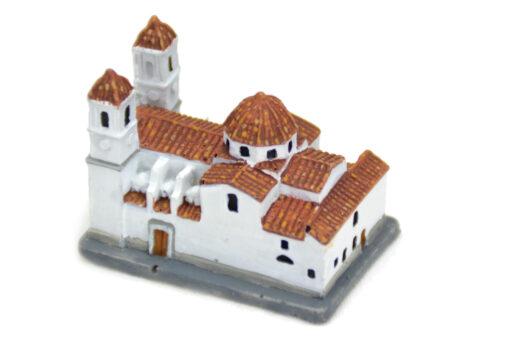 Iglesia de San Pedro Claver, Cartagena. Sails of Glory
