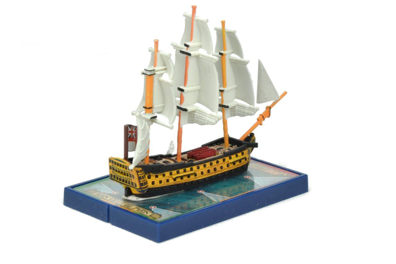 Navío Sails of Glory sin retoque