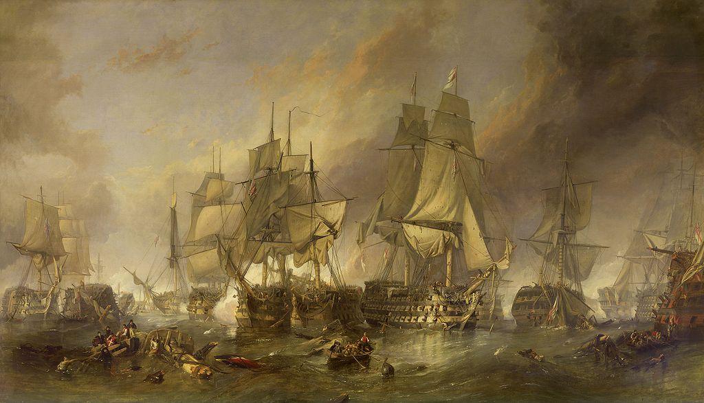 ¿Se pudo ganar Trafalgar?