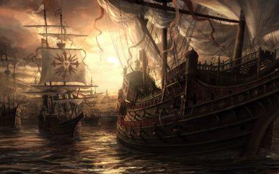 Piratas y Corsarios españoles (2ª parte)