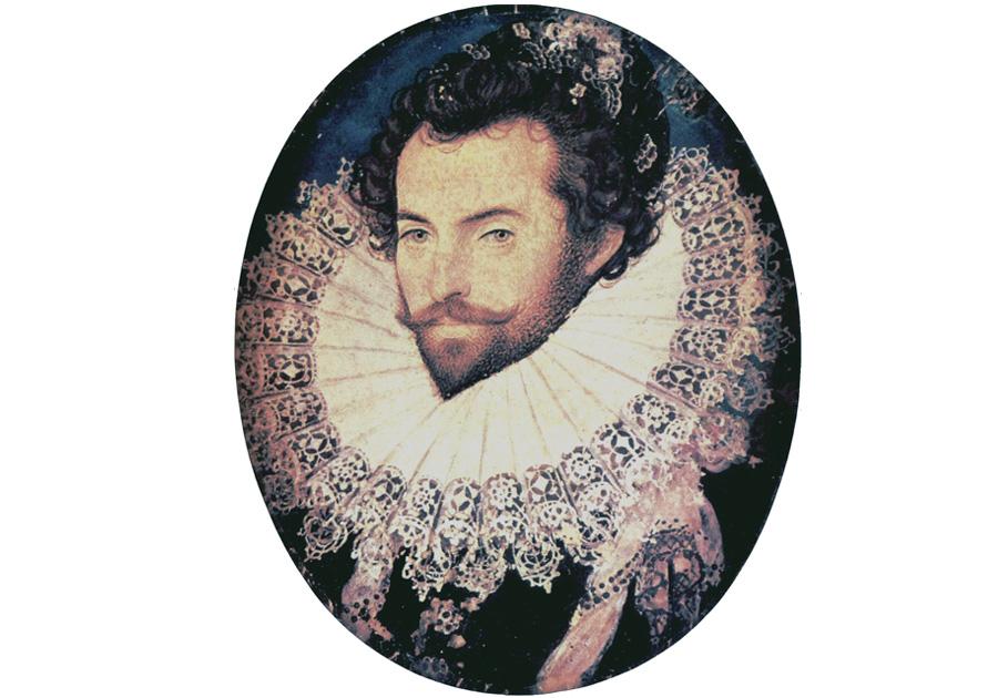 Los perros de la Reina, parte 3: Walter Raleigh
