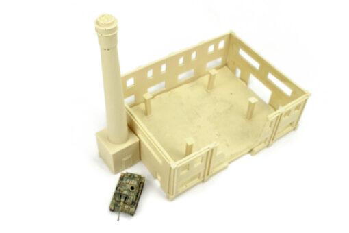 Fábrica para juego de mesa escala 1/100