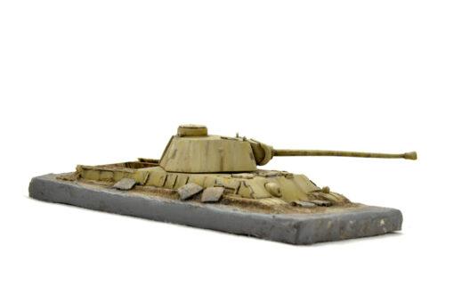 Figura de Panzer Panzertheum en Berlín