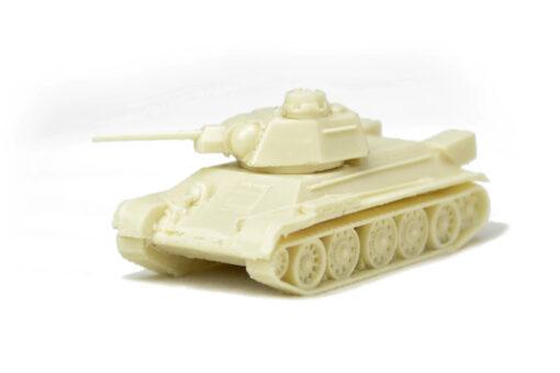 Tanque T34-76 para juegos de mesa