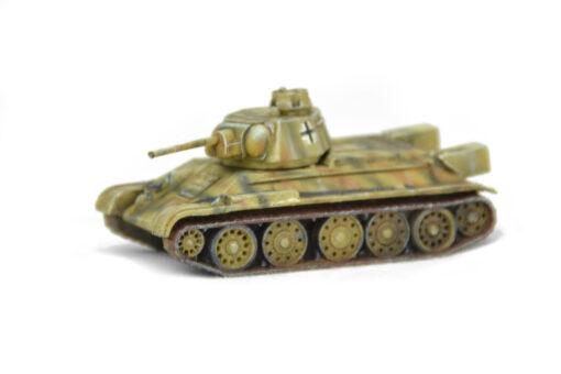 Tanque T34-76 para juegos de mesa 2