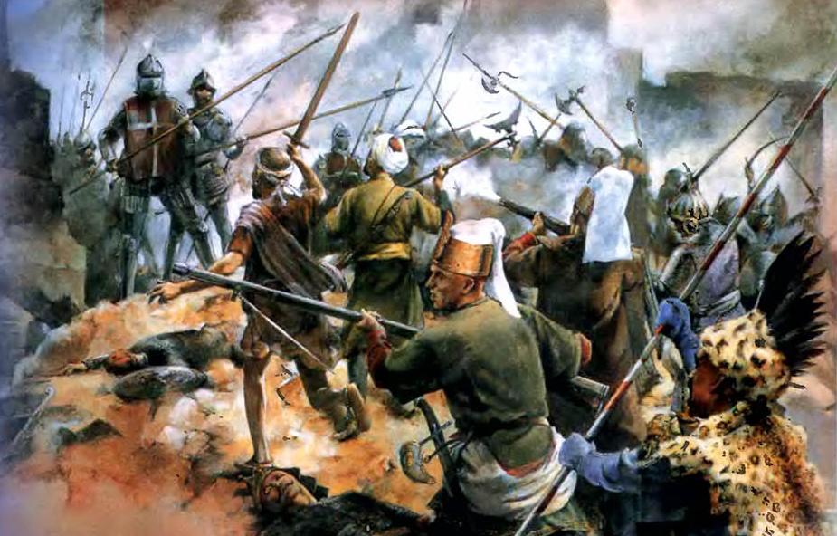 Asedio en Malta