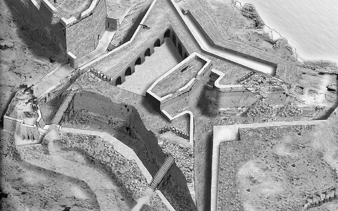 Castillo de San Telmo